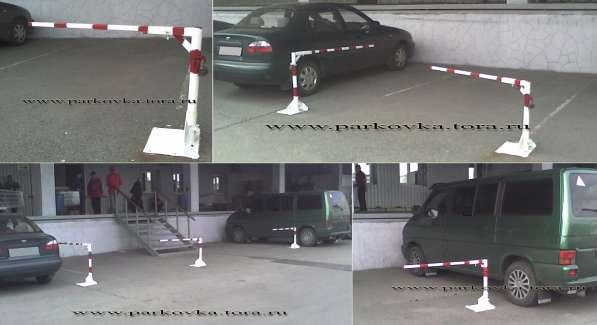 Установка парковочных барьеров в Москве и Московской области в Москве фото 10