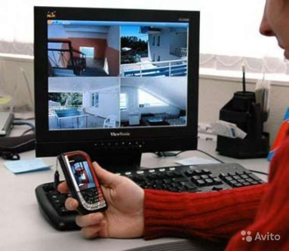 Продажа и монтаж видеонаблюдения IP, AHD, аналог.