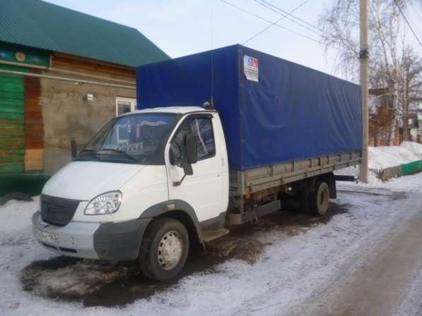 грузовой автомобиль Валдай