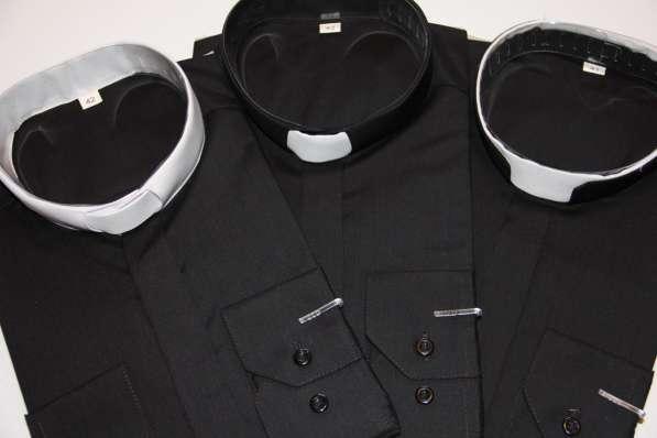 Колоратка (пасторская рубашка)