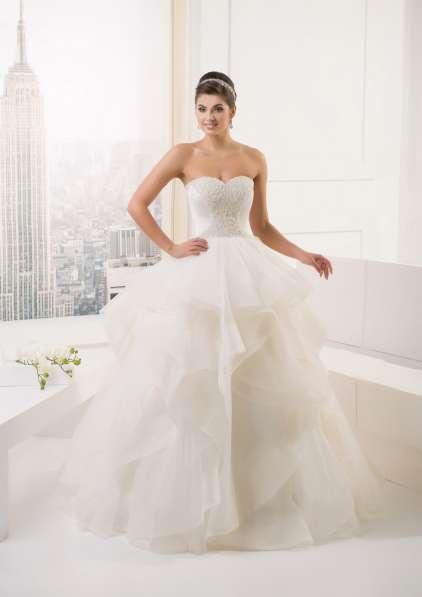 Новые свадебные платья из салона в Нижнем Новгороде фото 6