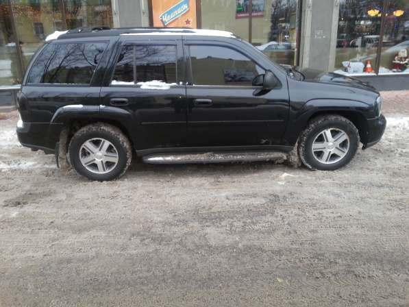 Продам Chevrolet TrailBlazer
