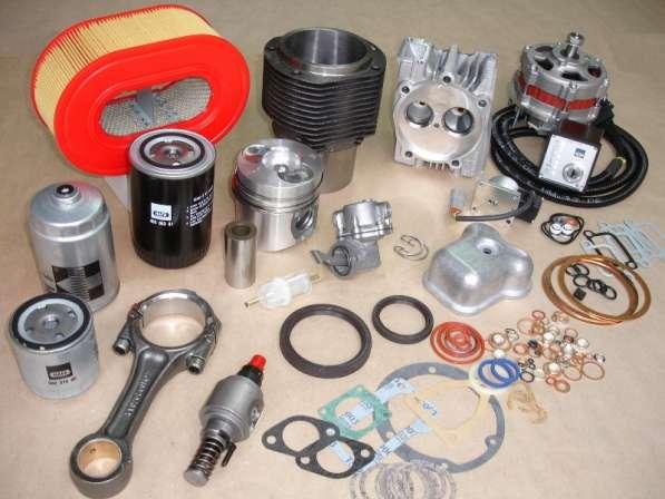 Запчасти для двигателя Zetor 5201/7201