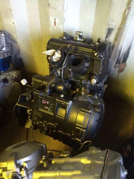 Двигатель KAWASAKI ER-6