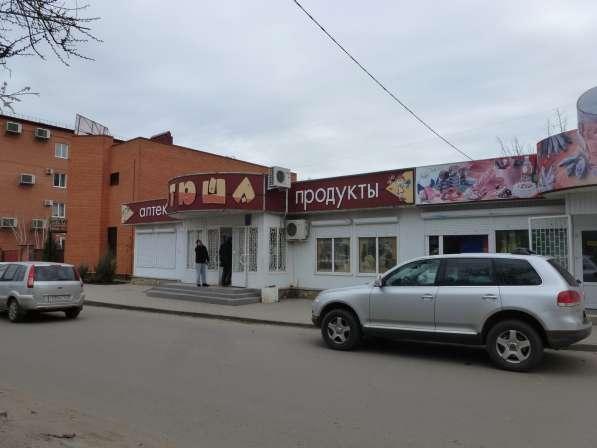 В Кропоткине по ул.Гоголя магазин 168,5 кв.м.