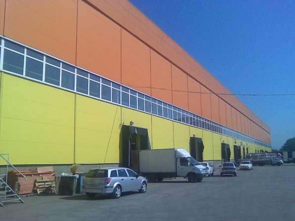 Ответственное хранение, складские услуги в Самаре
