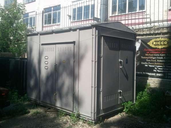 Камера сборная одностороннего обслуживания КСО366,386 6/10кВ
