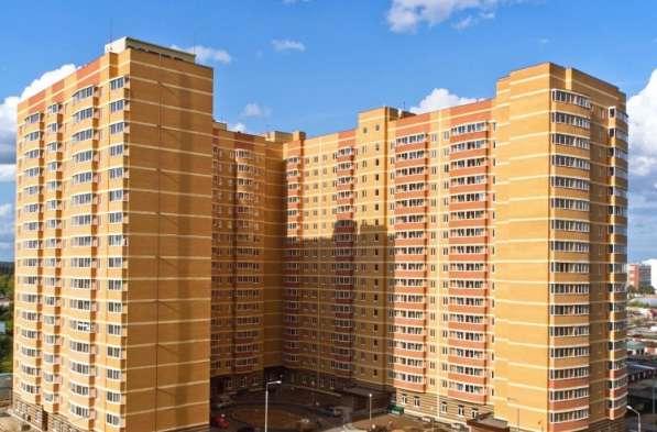 Однокомнатная квартира в Андреевской Ривьере2, площадь 33,9
