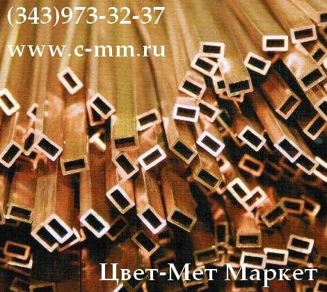 Трубы прямоугольного и квадратного сечения по ТУ48-21-295-82