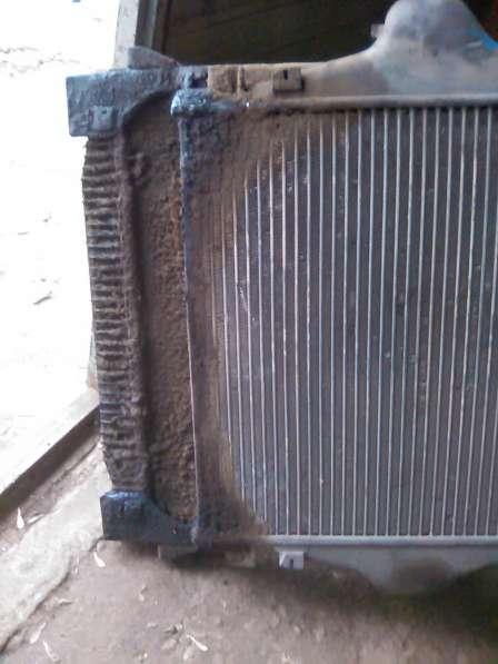 пайка радиатора охлаждения автомобилей и мотоциклов в Москве