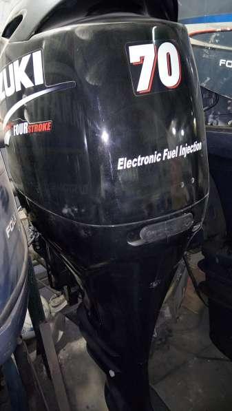Продам отличный лодочный мотор SUZUKI DF70А , 2011 г.нога UL