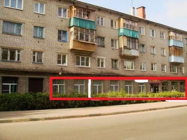 аренда 292 кв 1й этаж гороховецкая