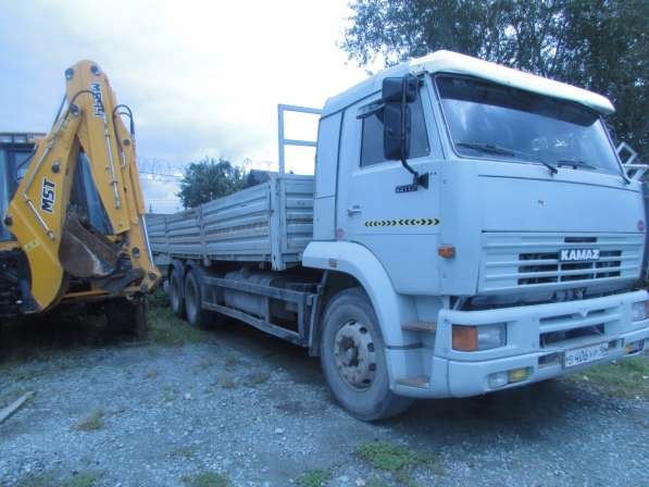 камаз65117 15т-8м 2005г.в в Екатеринбурге фото 5