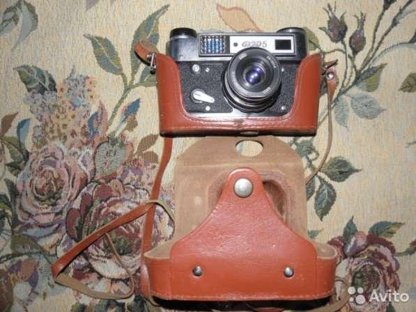Продается фотоаппарат фэд-5