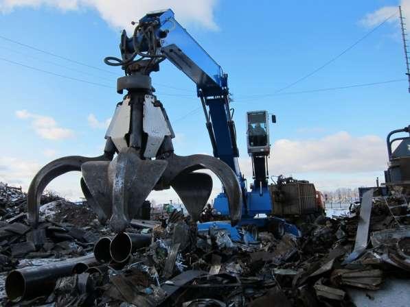 Грейфер для металлолома, для леса, для сыпучих материалов, к