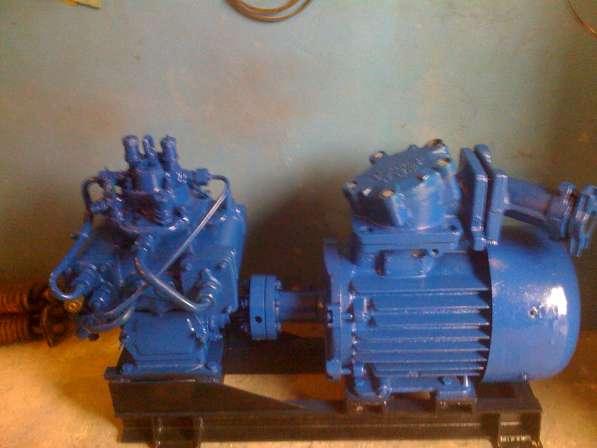Компрессоры высокого давления КР2, АКР, К2-150