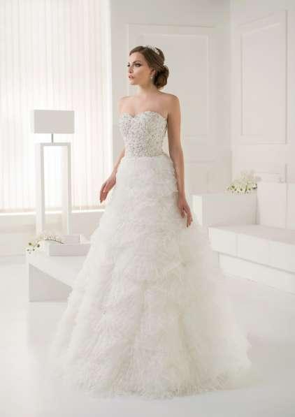 Новые свадебные платья из салона в Нижнем Новгороде фото 12