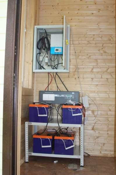 Система автономного и бесперебойного электроснабжения