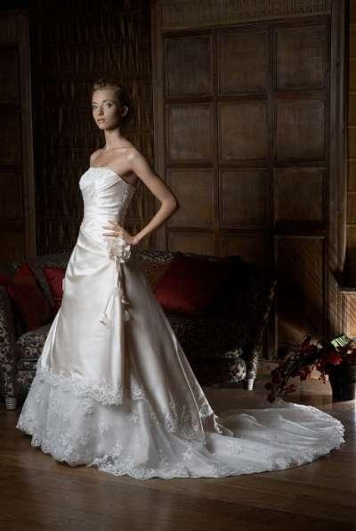 Платье свадебное франция
