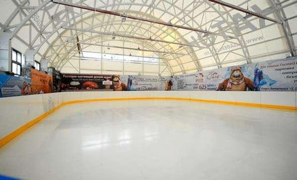 Строительство спортивных площадок для мини футбола, теннисны в Екатеринбурге фото 4