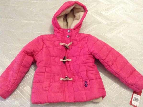 Куртка на девочку ( евро зима)