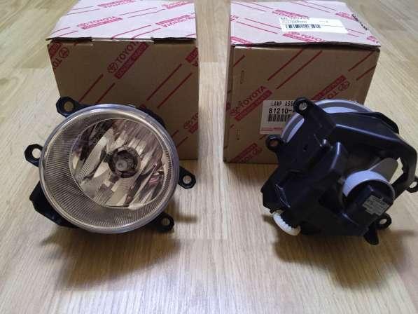 ПТФ (противотуманные фары) для Toyota и Lexus 81210-48050