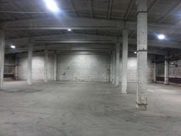 Теплый склад в Подольске 12 км от МКАД