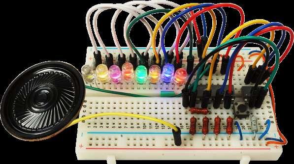 Электронный конструктор Роботикс