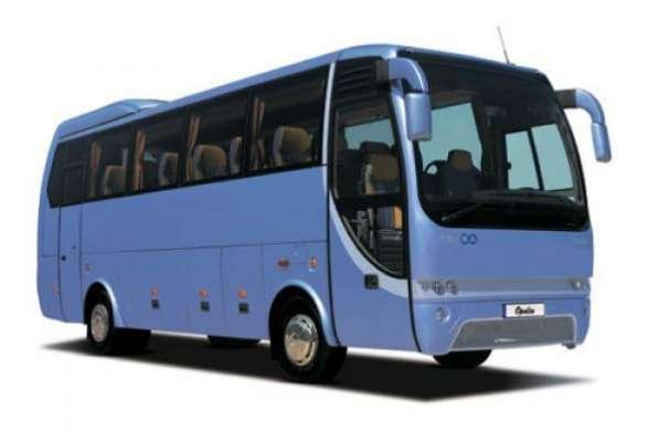 Заказ автобусов и микроавтобусов от 13 до 50 мест.