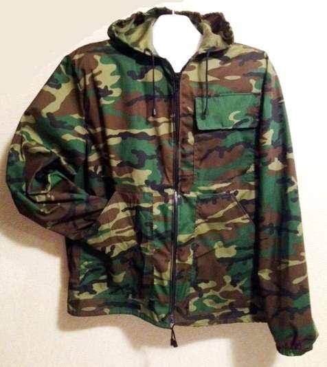 Пошив одежды для охоты и рыбалки .
