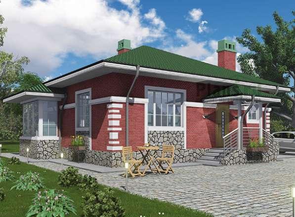 Строительство домов из кирпича и газобетона