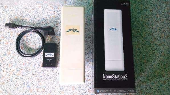 Точка доступа Ubiquiti NanoStation М2