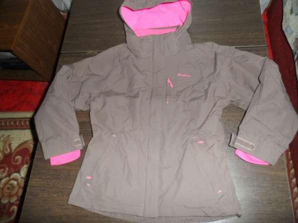 Куртка на рост 122-133 зима