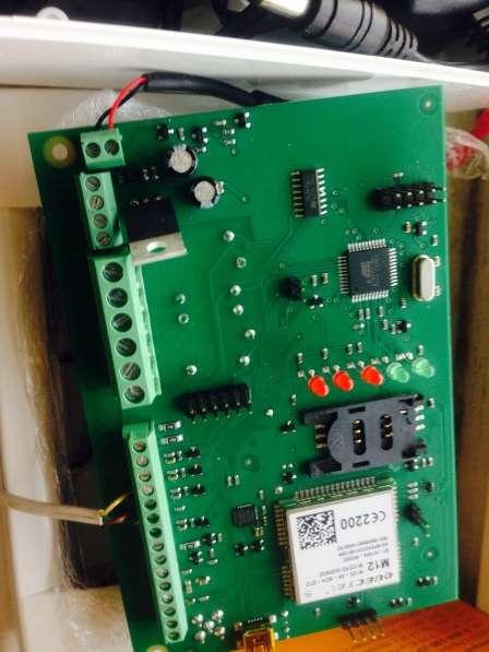 Gsm управляемая розетка термостат для котла.