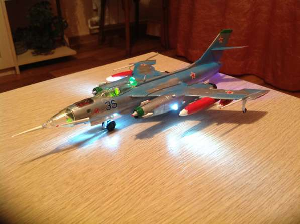 Модель самолёта ЯК-28