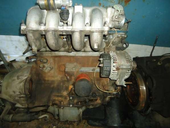 Двигатель змз 405, 406 в сборе