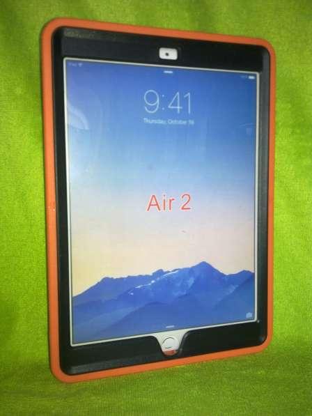 Чехол-корпус для планшета iPad Air 2 бронированный новый
