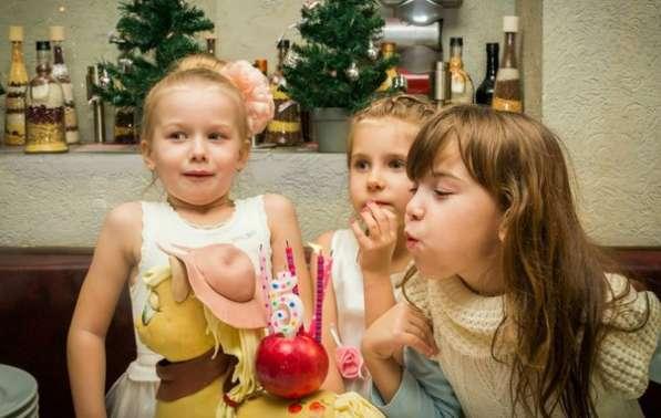 Видеосъемка детских праздников, выпускных