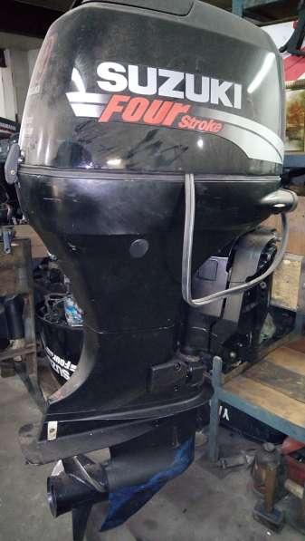 Продам отличный лодочный мотор SUZUKI DF70 , нога L (508)