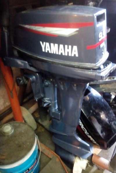 Продам отличный лодочный мотор YAMAHA 9,9 , из Японии