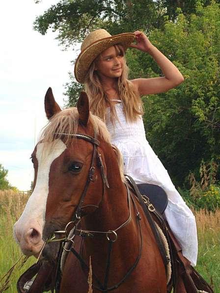 Конные прогулки в Нижнем Новгороде фото 5