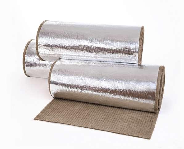 Огнезащитные базальтовые материалы