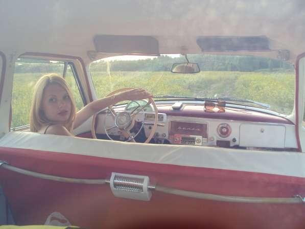 Прокат авто ретро Волга ГАЗ -21 на свадьбу и не только в Новосибирске фото 3