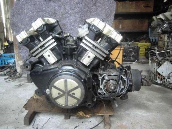 Двигатель YAMAHA V-MAX 1200