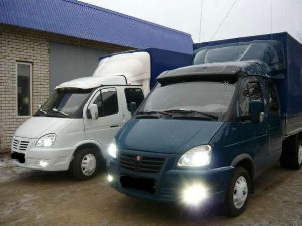 Грузоперевозки, перевозки грузов от 1 кг до 20 тонн в Казани