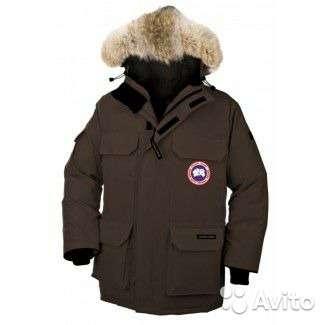 Пуховик мужской Canada Goose arctic pr. оригинал,52-54 р.