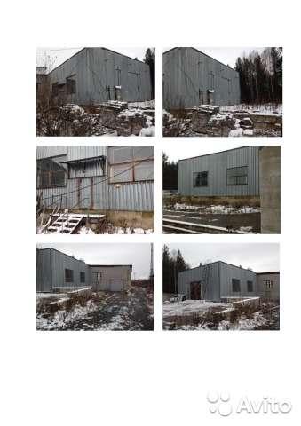 Производственное помещение, 608 м² с оборудованием