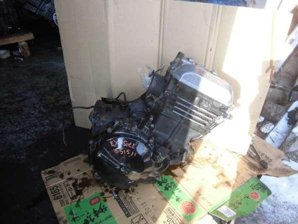 Двигатель KAWASAKI ZZ-R250