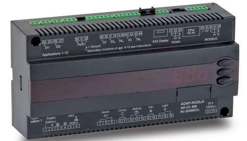 контроллер испарителя АК СС 550