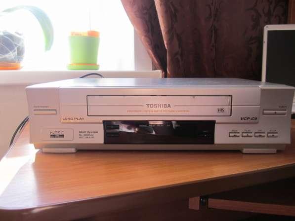 Видеоплеер Toshiba VCP-C9